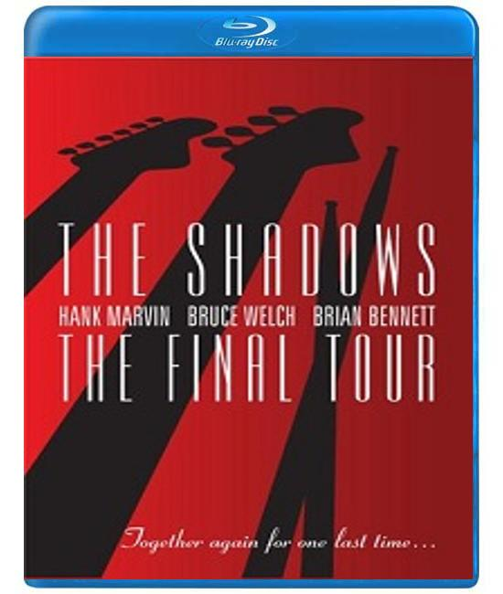 The Shadows: The Final Tour [Blu-Ray]