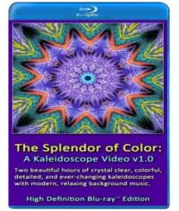Великолепие цвета: видеокалейдоскоп [Blu-Ray]