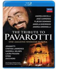 Концерт памяти Лучано Паваротти [Blu-ray]