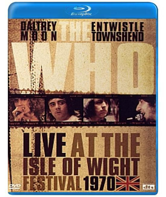 The Who: Live at the Isle of Wight Festival [Blu-Ray]