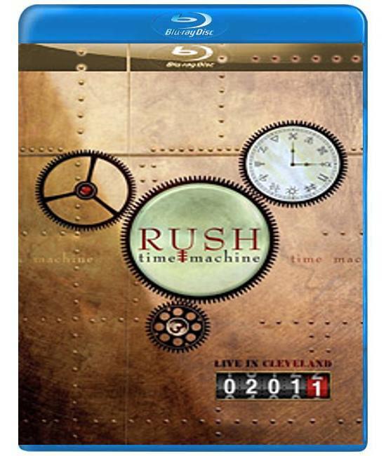 Rush: Time Machine - Live In Cleveland [Blu-Ray]