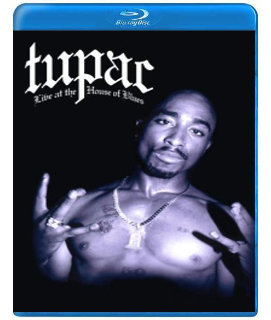 Tupac: Live at the House of Blues (1996) [Blu-ray]