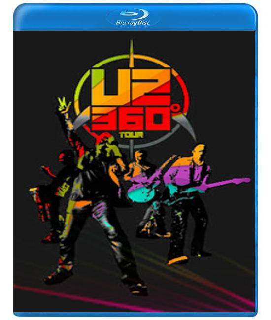 U2 - 360° At The Rose Bowl [Blu-Ray]