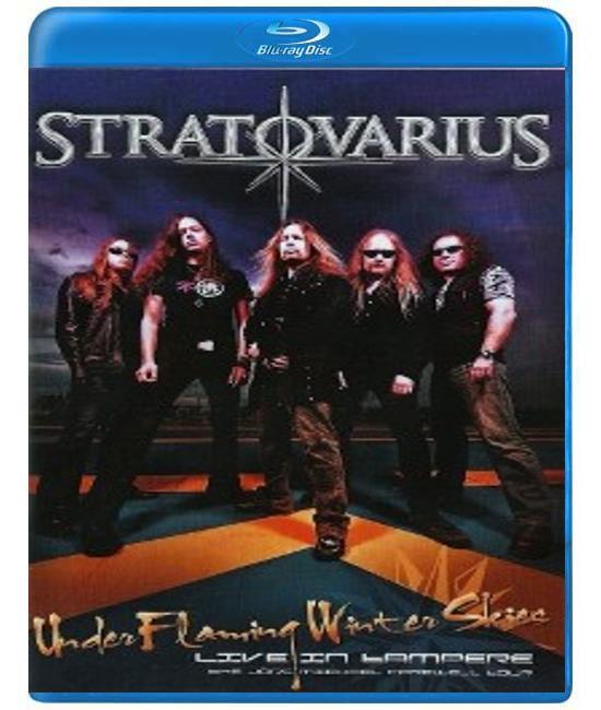 Stratovarius - Under Flaming Winter Skies - Live In Tampere
