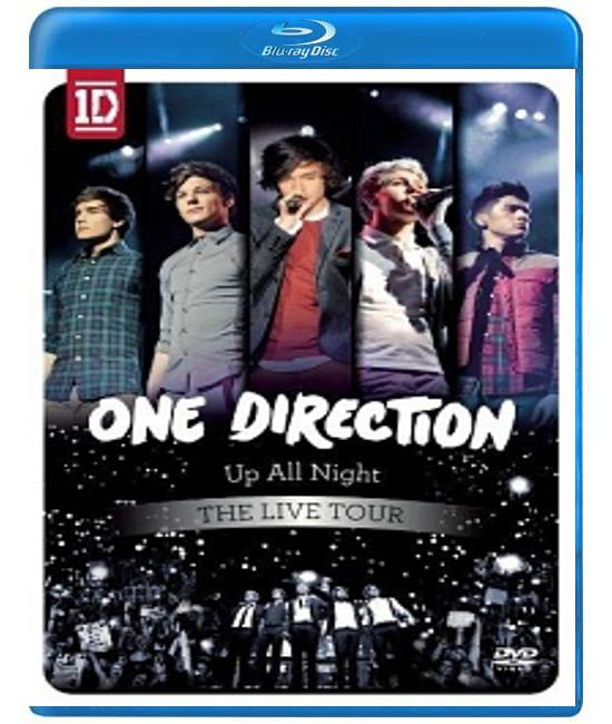 One Direction - Up All Night: The Live Tour [Blu-Ray]