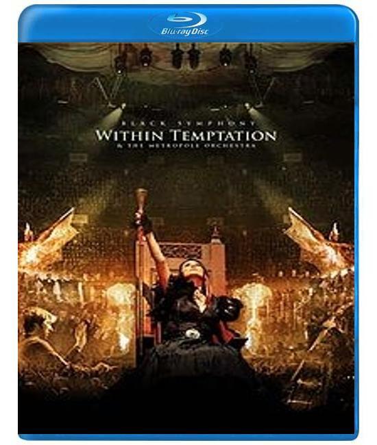 Within Temptation & Metropole Orchestra - Black Symphony