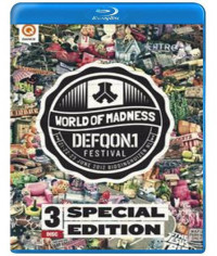 World Of Madness: Defqon.1 - Festival [Blu-ray]