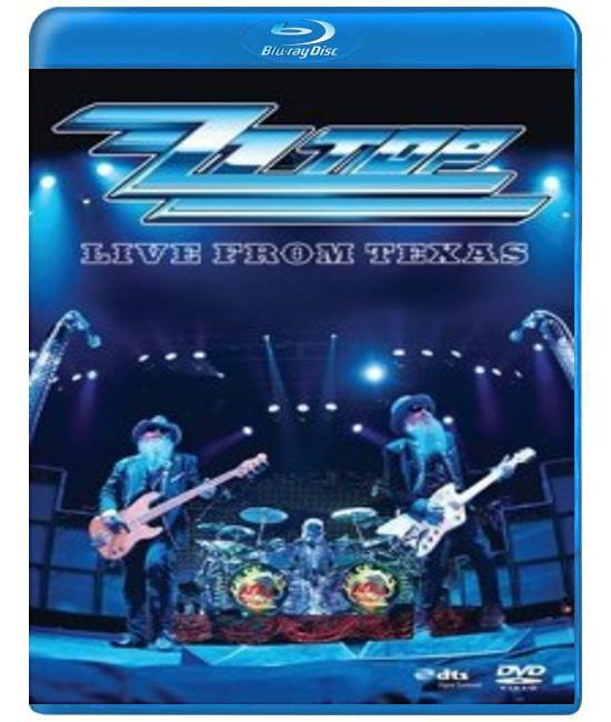 ZZ Top - Live From Texas [Blu-Ray]