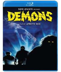 Демоны [Blu-Ray]