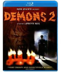 Демоны 2 [Blu-Ray]