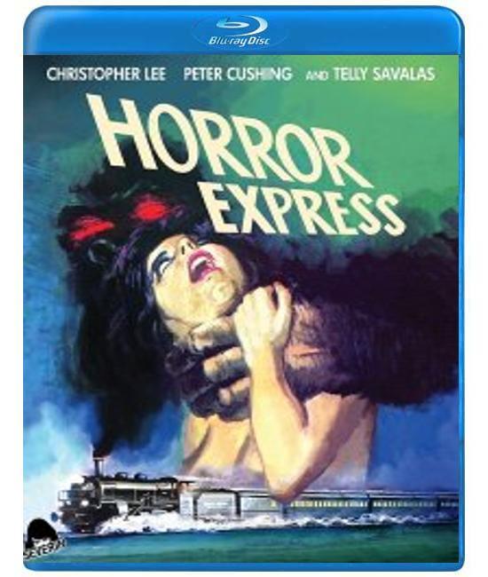Поезд ужасов [Blu-Ray]