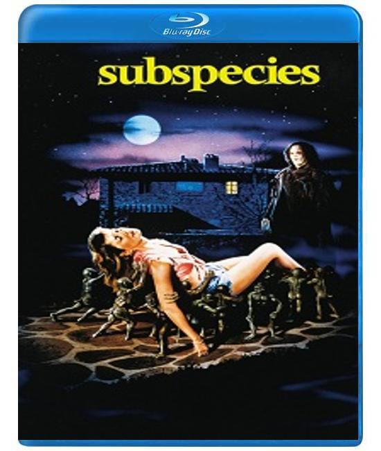 Подвиды [Blu-ray]