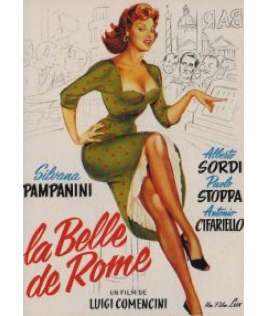 Красавица-римлянка (Римская красавица) [DVD]