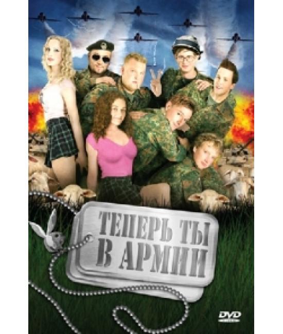 Теперь ты в армии [DVD]