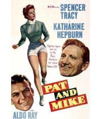 Пэт и Майк [DVD]