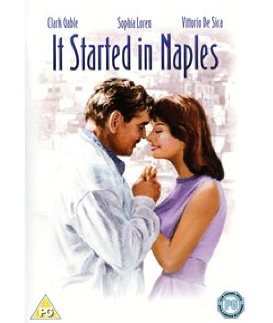 Это началось в Неаполе [DVD]