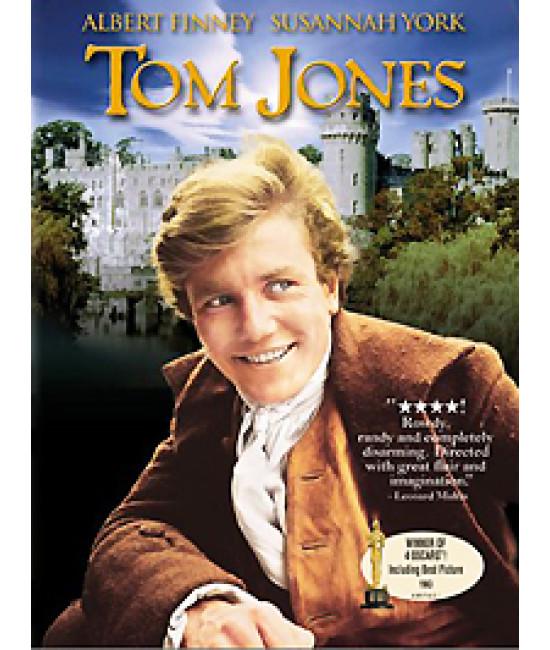 Том Джонс (Ловелас) [DVD]