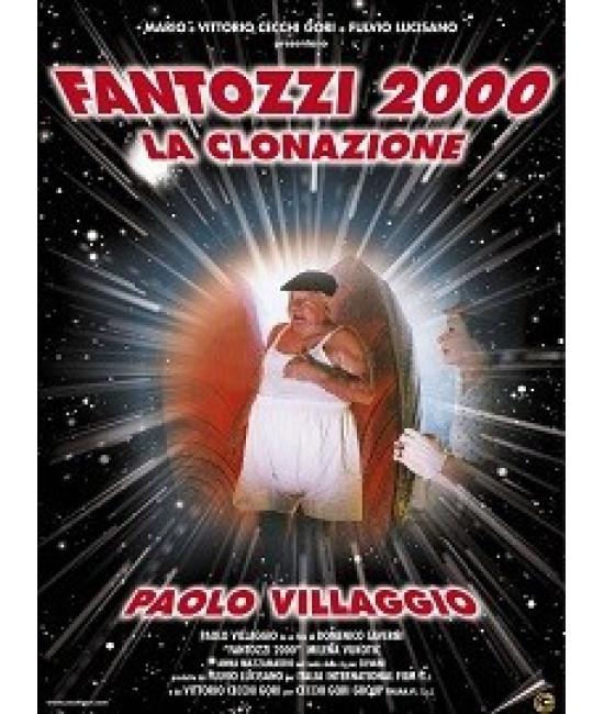 Фантоцци 2000. Клонирование [DVD]