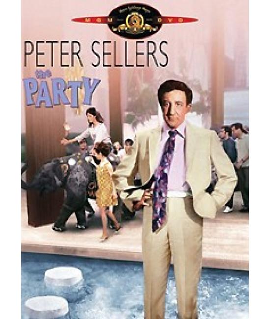 Вечеринка [DVD]
