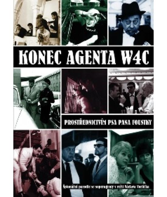 Конец агента W4C (при содействии собаки пана Фоустки) [DVD]