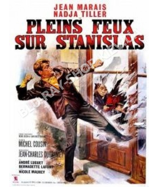 Вся правда о Станисласе - истребителе шпионов (Полный свет на Станисласа) [DVD]