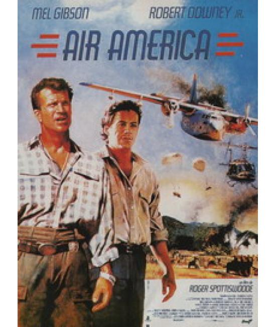 Эйр Америка [DVD]