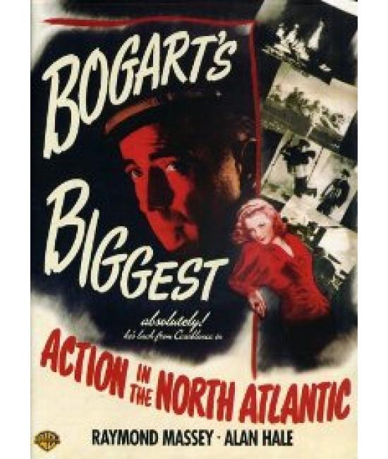 Война в Северной Атлантике (Конвой в Мурманск) [DVD]