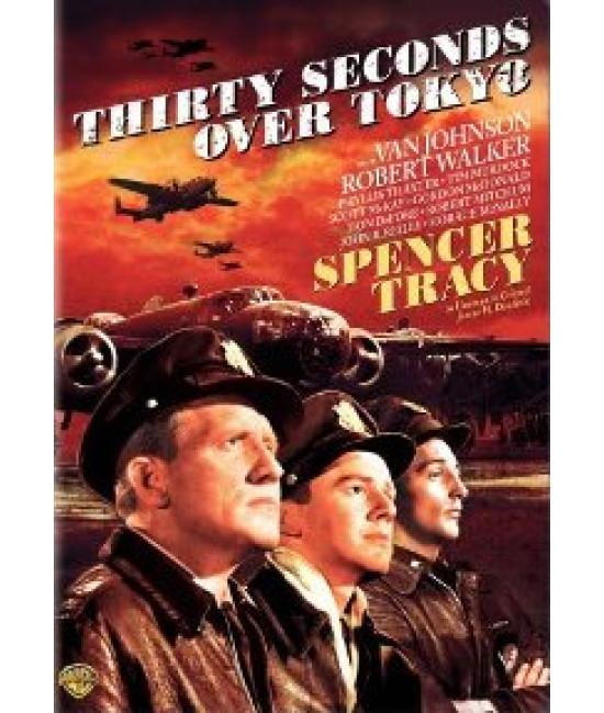 Тридцать секунд над Токио  [DVD]