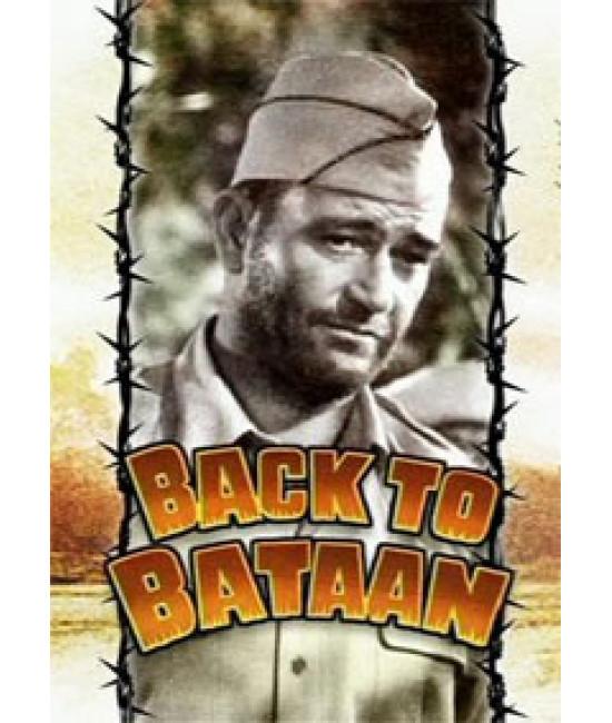 Возвращение на Батаан [DVD]