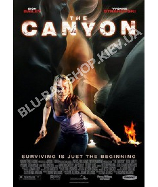 Каньон [DVD]