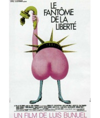 Призрак свободы [DVD]