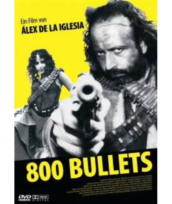 800 Пуль [DVD]