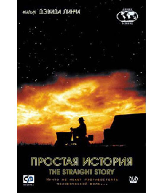 Простая история [DVD]