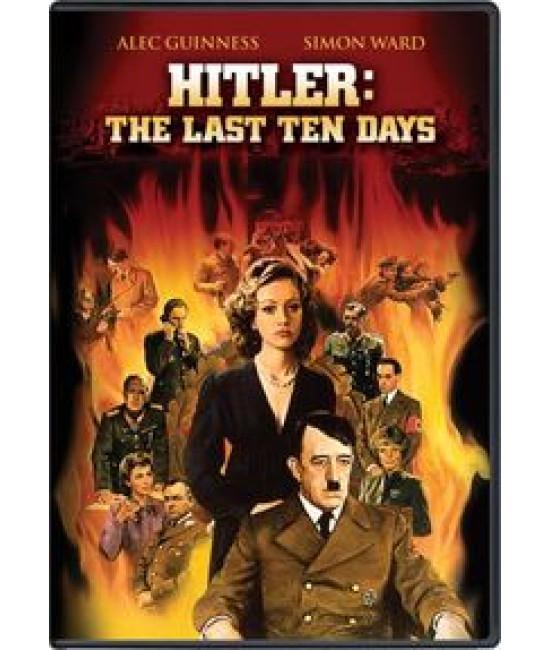 Гитлер: Последние десять дней [DVD]