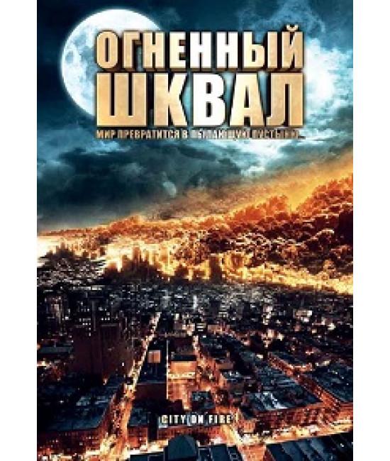 Огненный шквал [DVD]