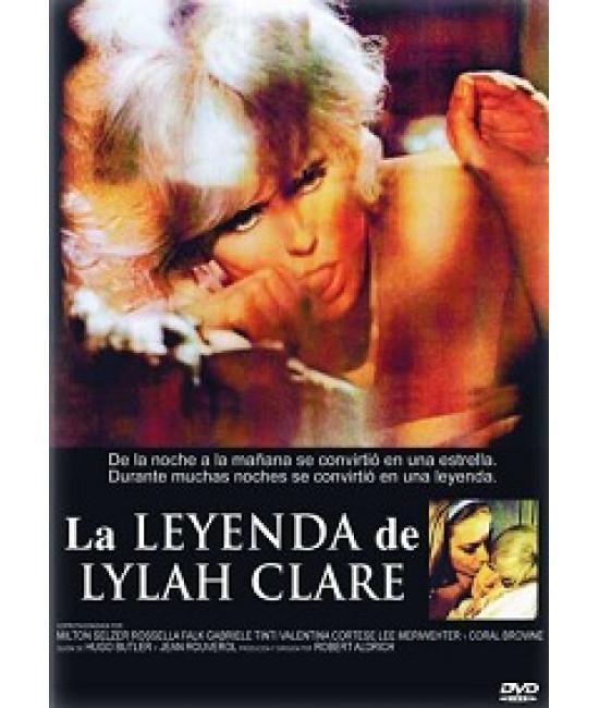 Легенда о Лайле Клэр [DVD]