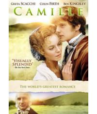 Камелия (Дама с камелиями) [DVD]