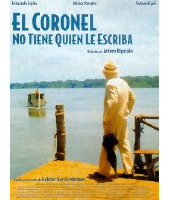 Полковнику никто не пишет [DVD]