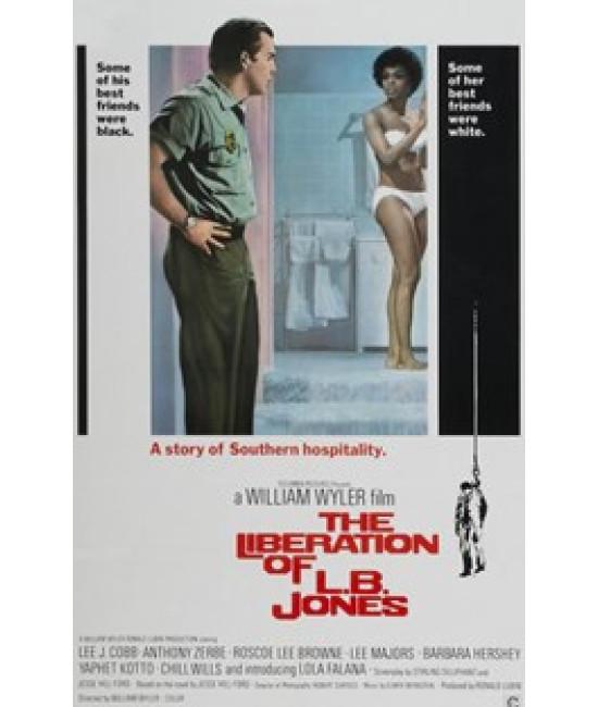 Освобождение Л. Б. Джонса [DVD]