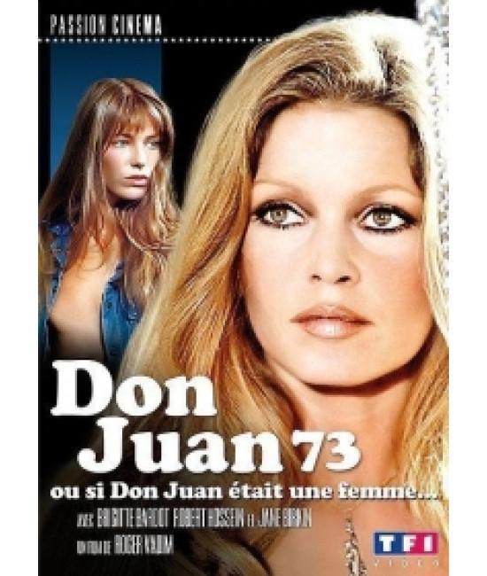 Если бы Дон-Жуан был женщиной [DVD]