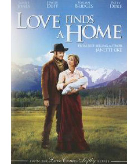 Любовь находит дом [DVD]