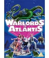 Вожди Атлантиды [DVD]