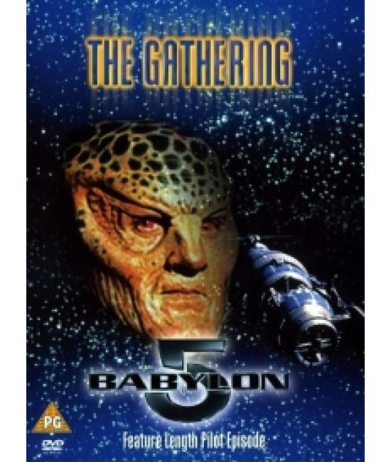 Вавилон 5: Сбор [DVD]