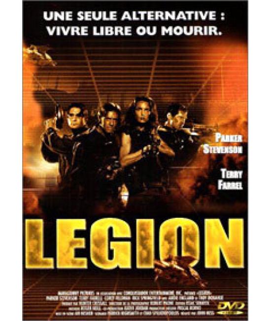Легион [DVD]