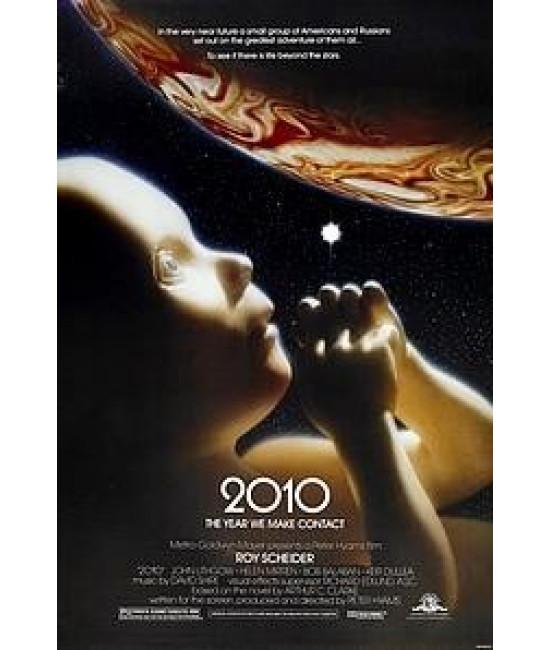 Космическая одиссея 2010 [DVD]
