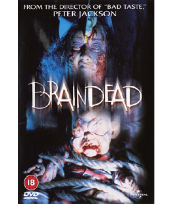 Живая мертвечина (Мертв мозгом) [DVD]