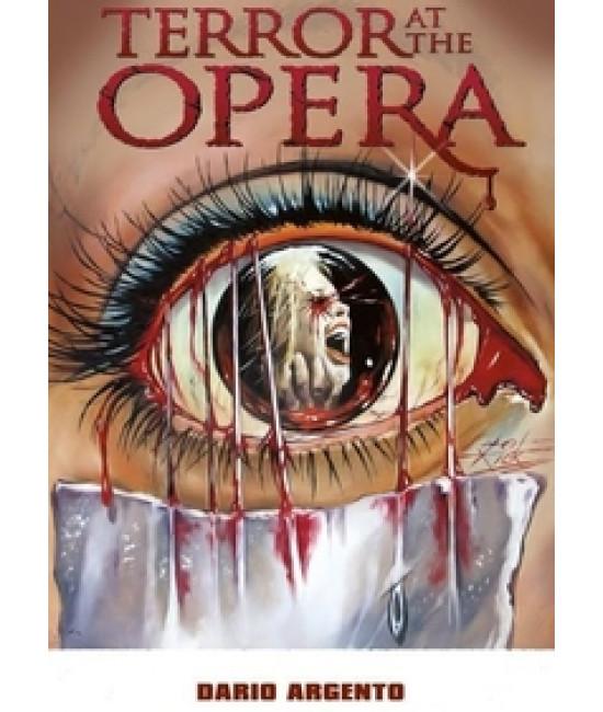 Ужас в опере (Опера) [DVD]