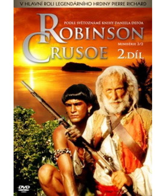Робинзон Крузо [DVD]