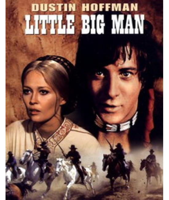 Маленький большой человек [DVD]