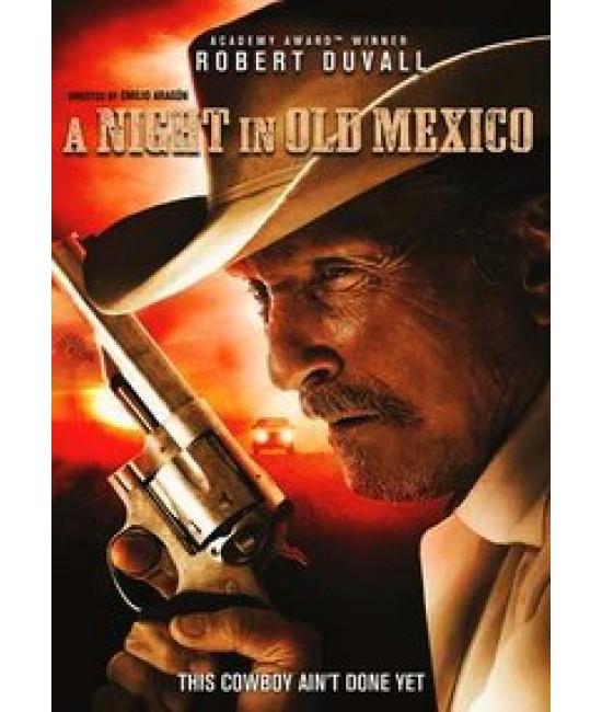 Ночь в старой Мексике [DVD]